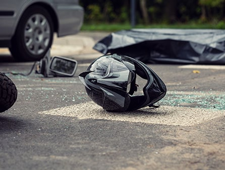 Full Compensation for Motorcycle Accidents